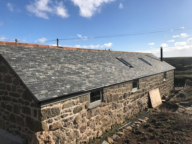 Roofing In Cornwall Js Roofing Ltd